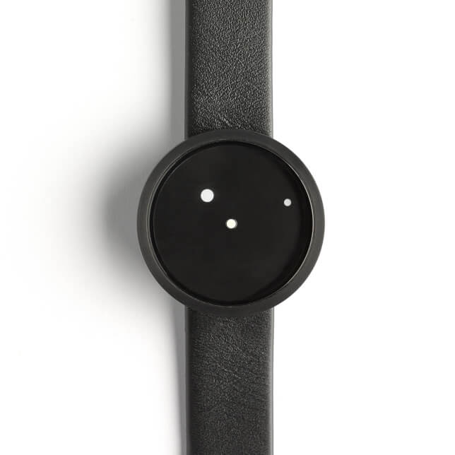 Nava Ora Lattea Nero 36mm