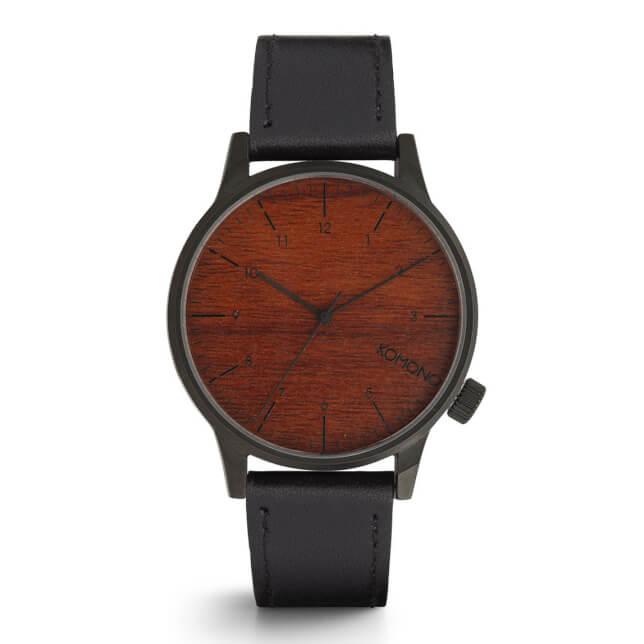 Komono Winston Black Wood