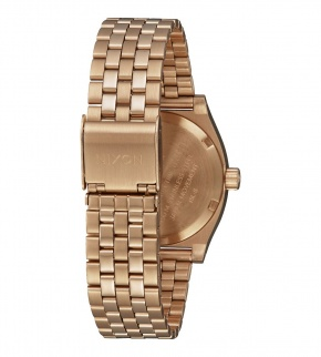 Hodinky Nixon Medium Time Teller All Rose Gold