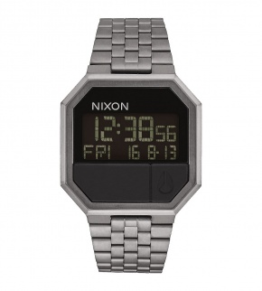 Hodinky Nixon Re-Run All Gunmetal
