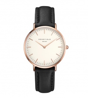 Hodinky Rosefield The Tribeca  Rosegold White/Black