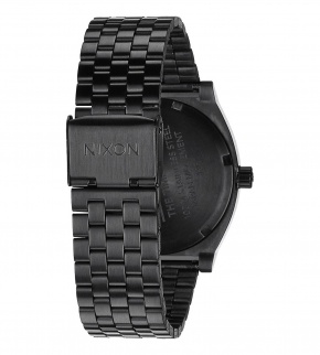 Hodinky Nixon Time Teller All Black