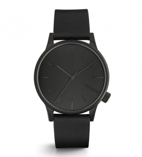 Hodinky Komono Winston Regal All Black