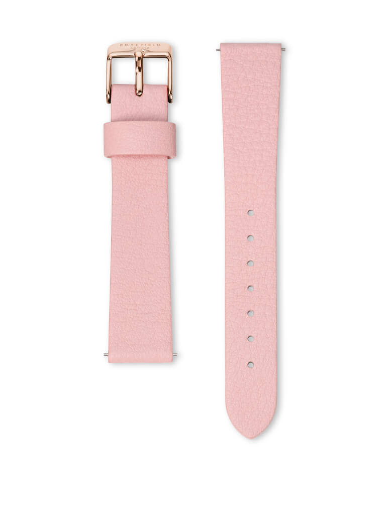 The Boxy White Pink Rosegold