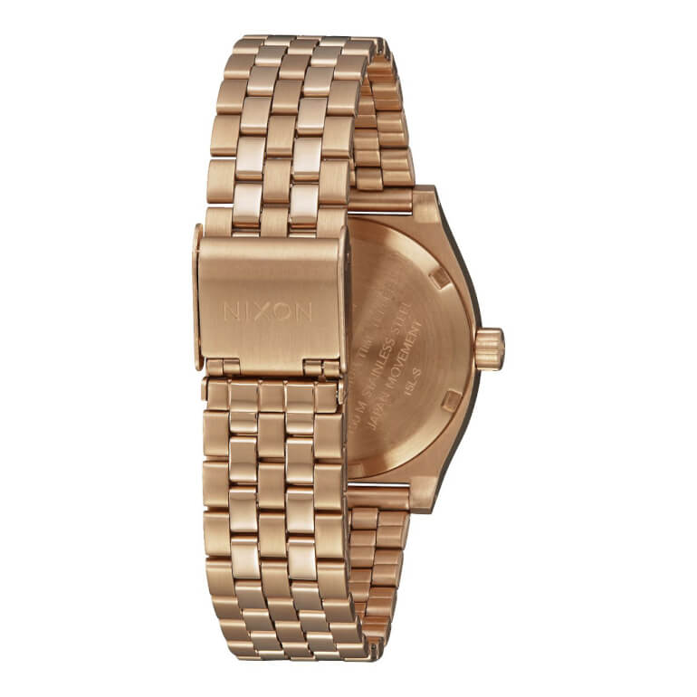 Medium Time Teller All Rose Gold