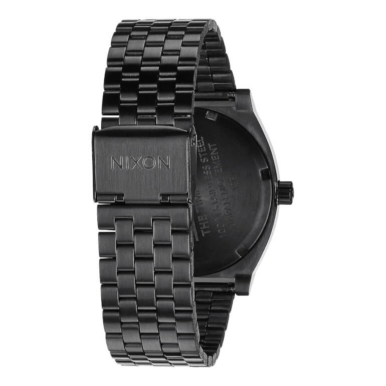 Medium Time Teller All Black