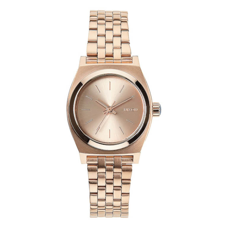 Small Time Teller All Rose Gold