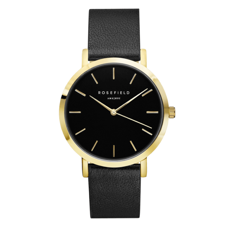 The Gramercy Gold Black/Black