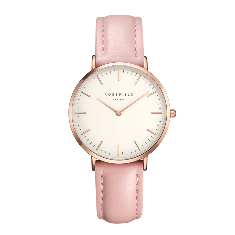 The Tribeca Rosegold White/Pink