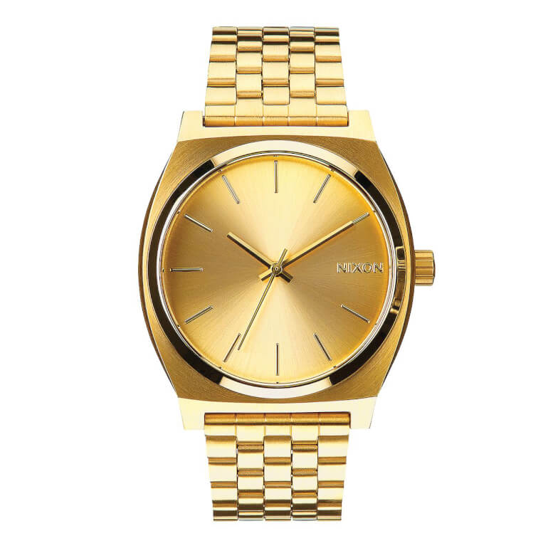 Time Teller All Gold